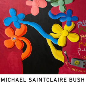 MICHAEL SAINTCLAIRE BUSH